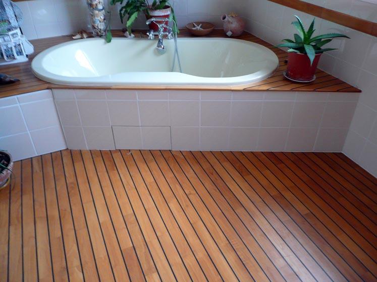 salle de bain bateau