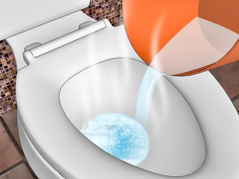 déboucher vos WC