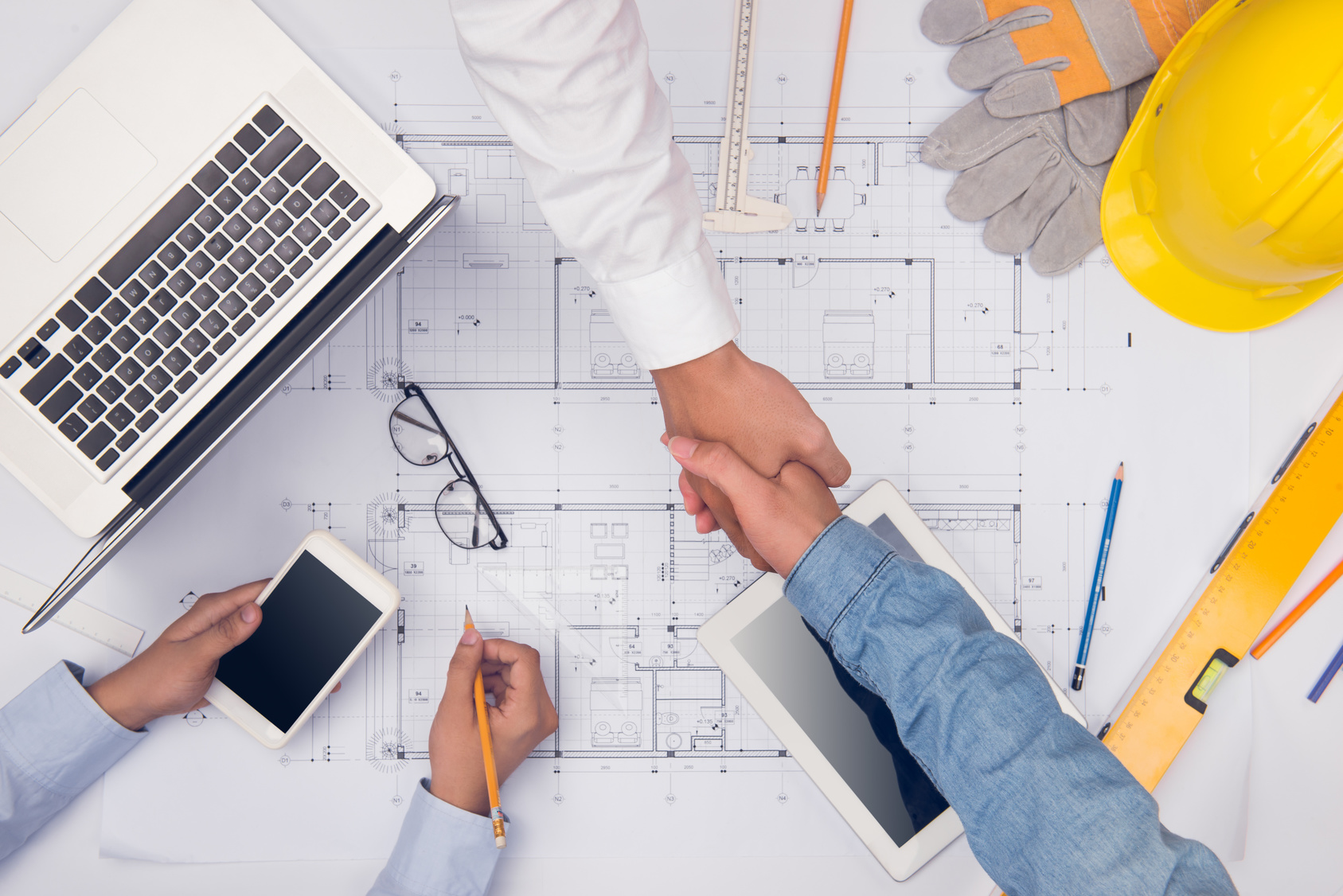 Entreprise de construction confiez votre projet un pro for Trouver des plans de construction