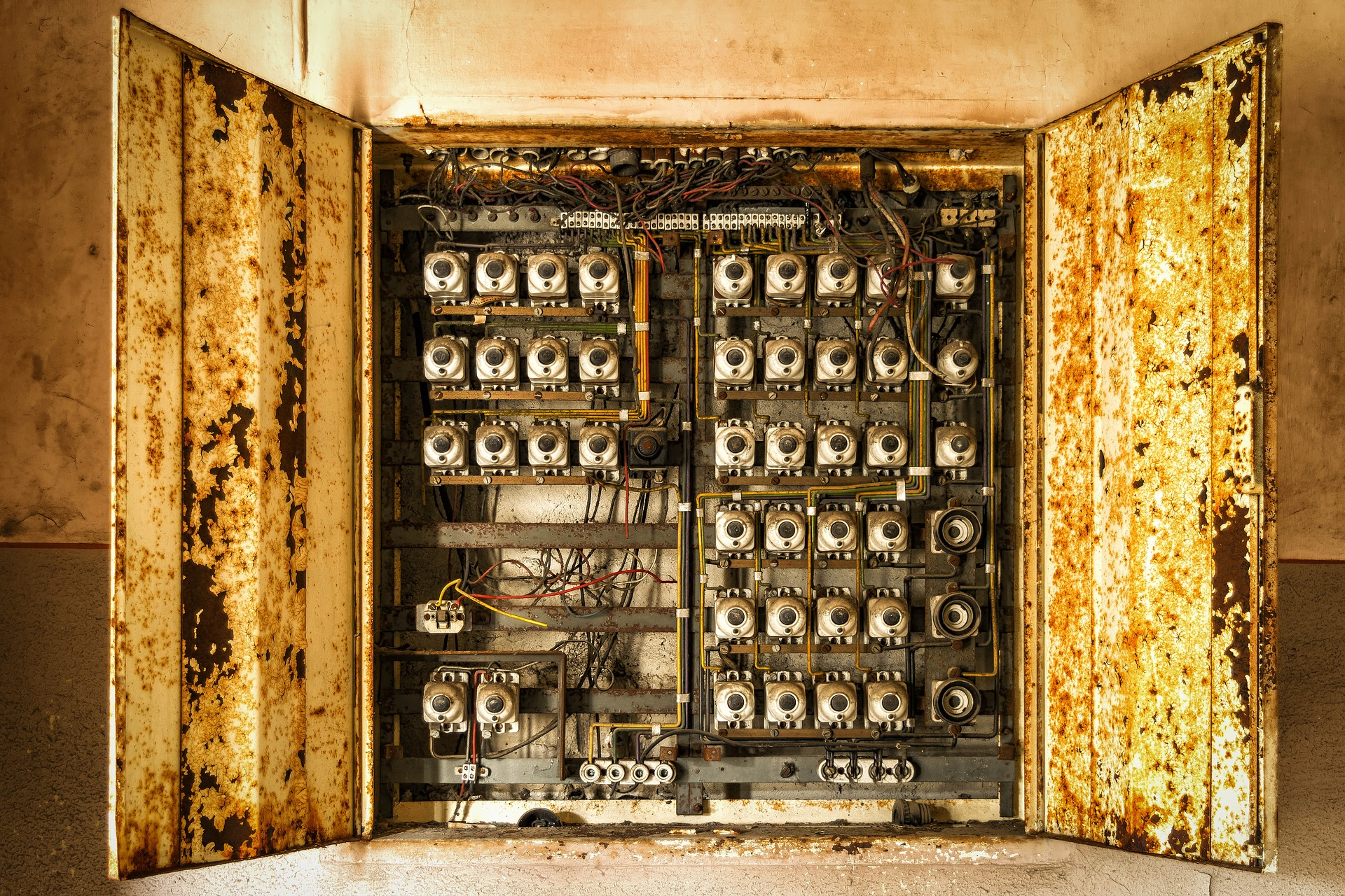 installation-électrique-ancienne