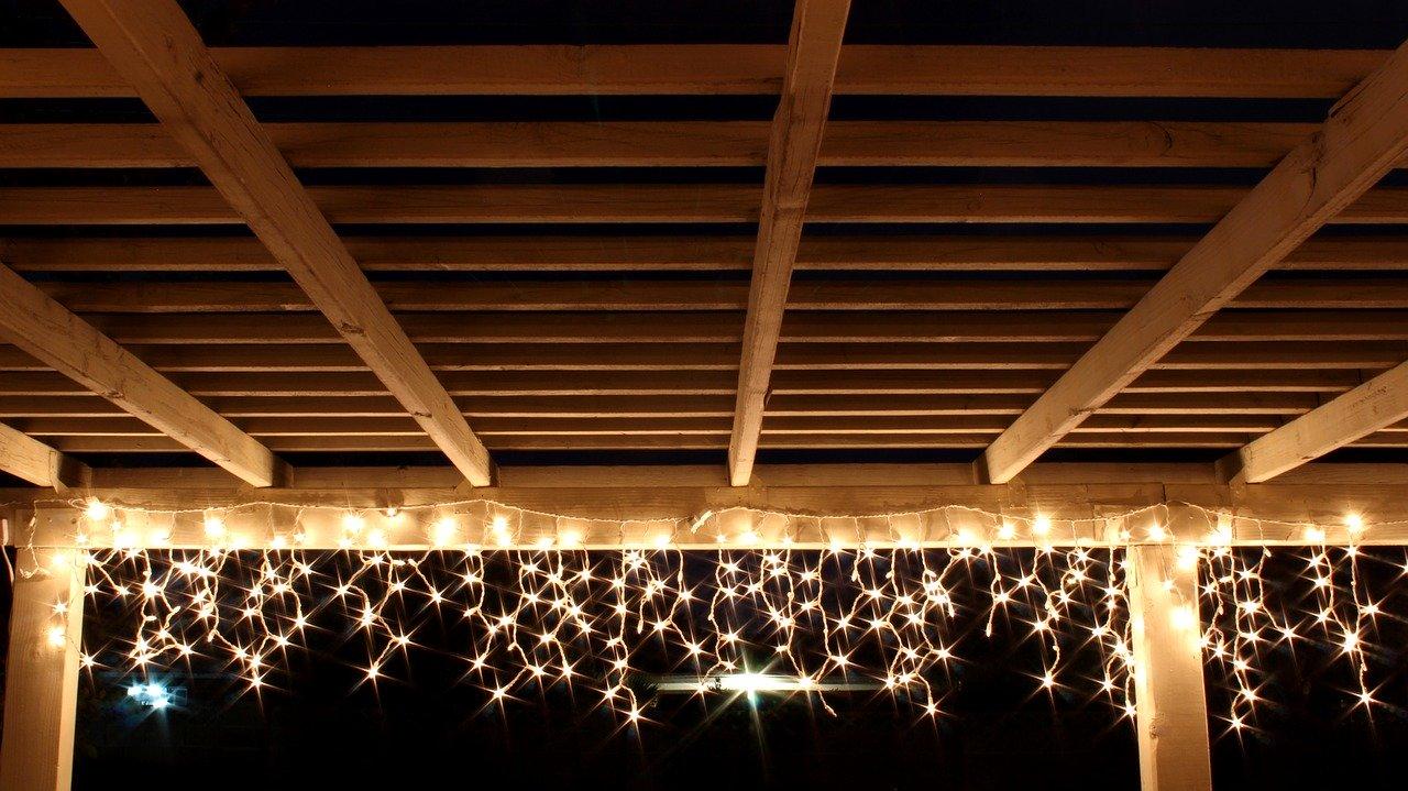 Guirlandes lumineuses à LED